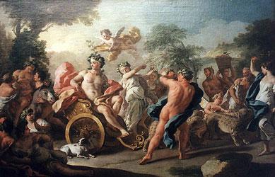 culto a Dionísio